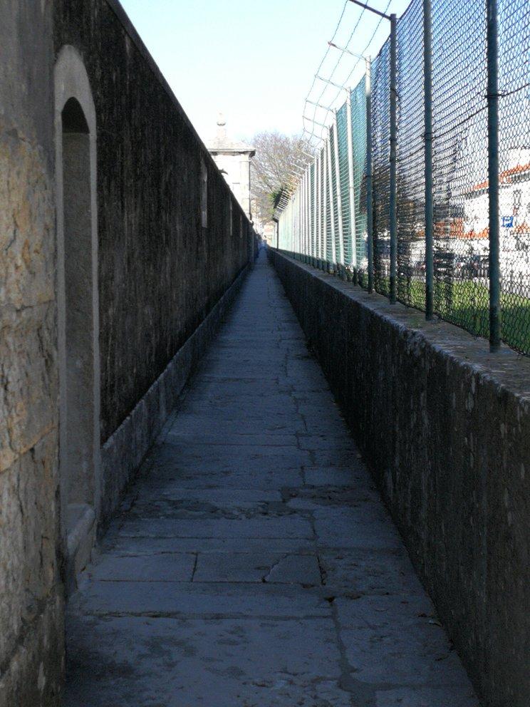 Ostseite Aquädukt